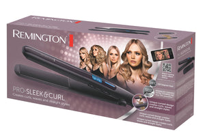 Remington Pro-Sleek and Curl Curling Iron - Remington - Pazarska
