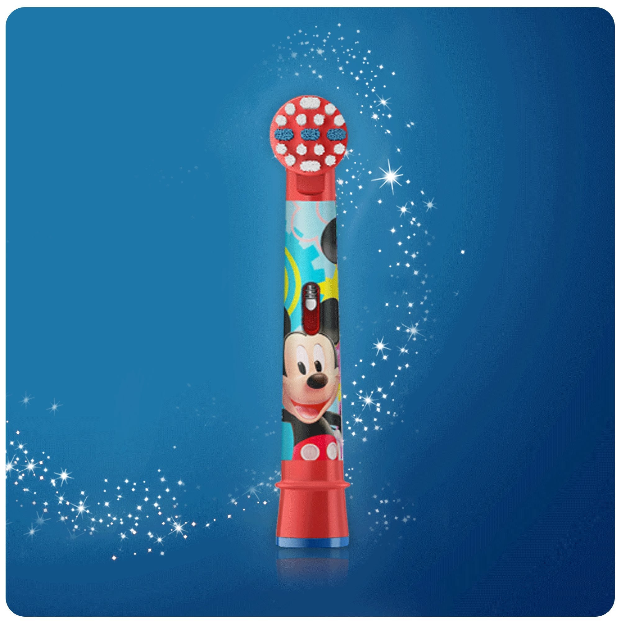 Oral-B Disney Mickey Mouse Stages Power Kids Electric Toothbrush - Oral-B - Pazarska