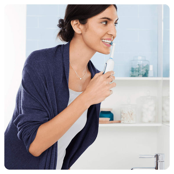 Oral-B Smart 6 6000N Cross Action Rechargable Electric Tootbrush - Oral-B - Pazarska