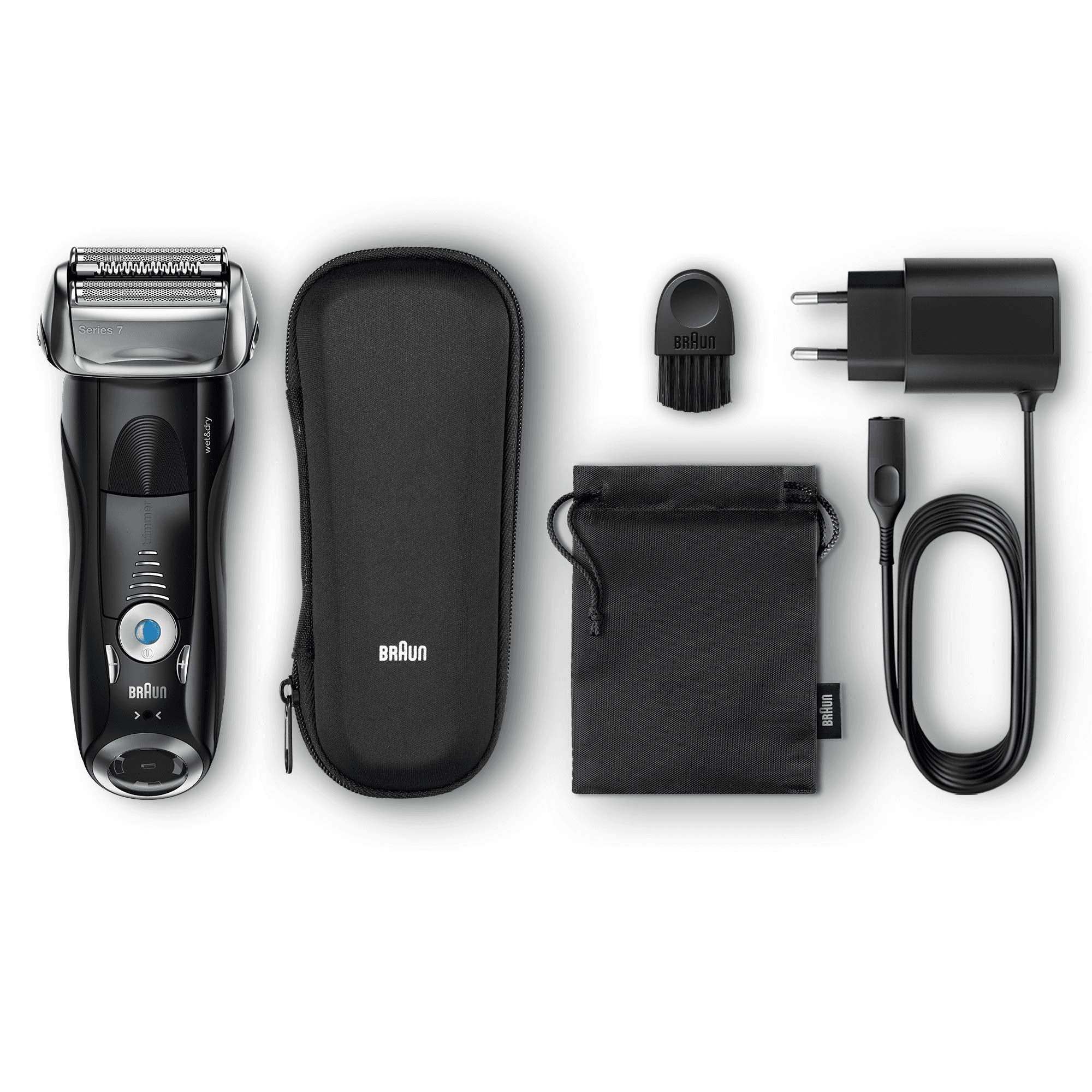 Braun 7 7842S Wet and Dry Electric Shaver - Braun - Pazarska