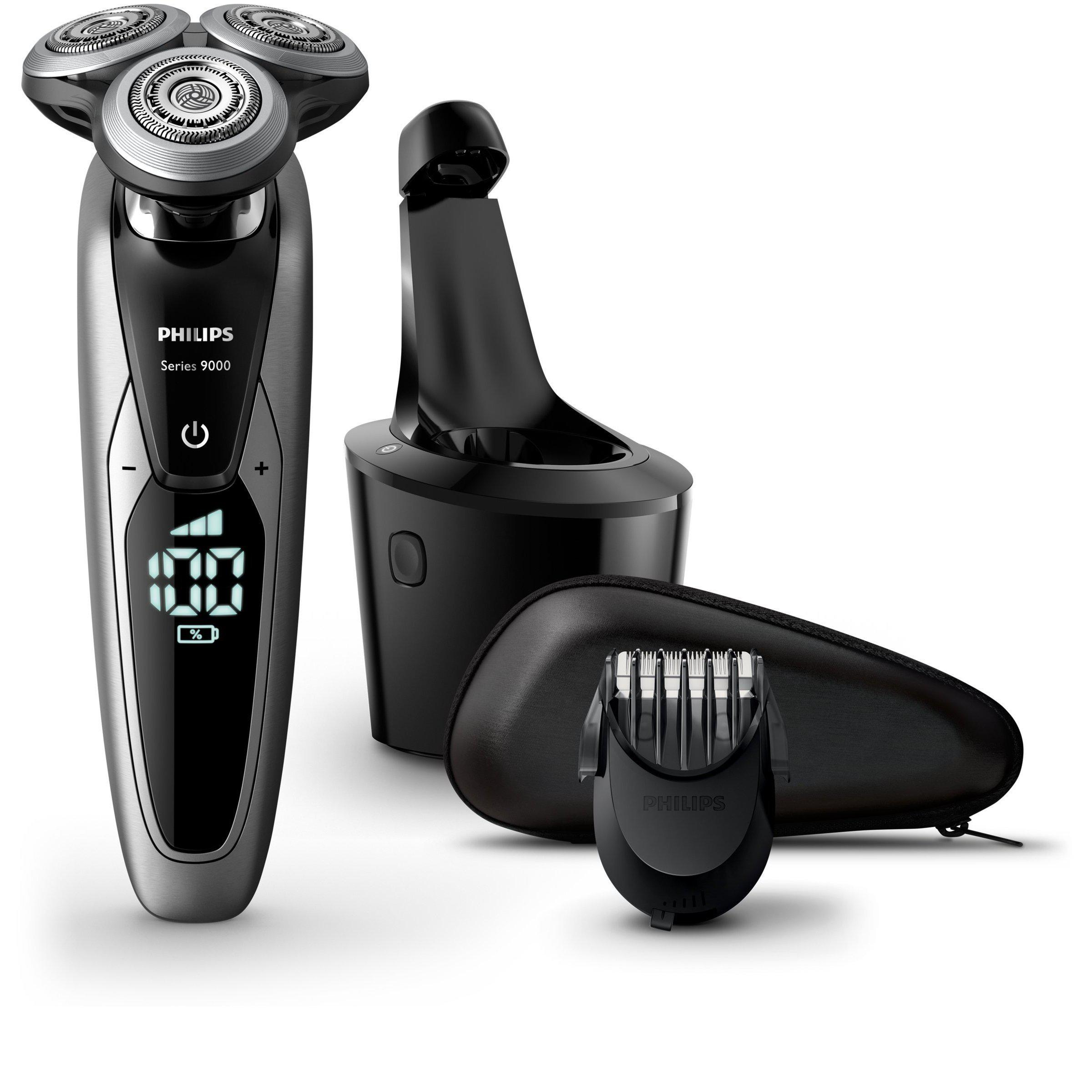 Philips S9711 Wet and Dry Electric Shaver - PHILIPS - Pazarska