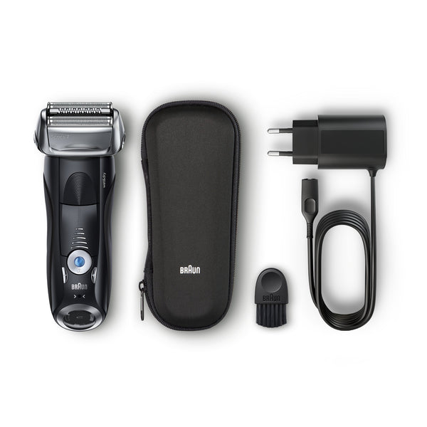 Braun 7 7840S Wet and Dry Electric Shaver - Braun - Pazarska