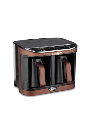 Fakir Kaave Dual Pro Automatic Turkish Coffee Machine Kaffeekocher - Brown - Fakir - Pazarska