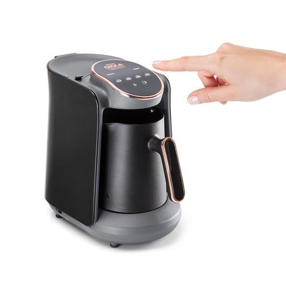 Arzum Okka Grandio OK005 Automatic Turkish Coffee Machine - Copper - Arzum - Pazarska