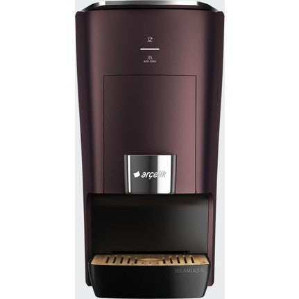 Arcelik K3500 Selamlique Automatic Capsule Turkish Coffee Machine - Arcelik - Pazarska