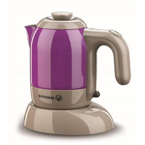 Korkmaz A475 Mia Turkish Coffee Maker - Purple - Korkmaz - Pazarska