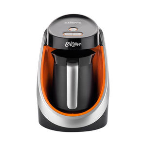 Stilevs Bikahve Automatic Turkish Coffee Machine - Orange