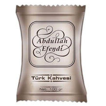 Abdullah Efendi Ground Turkish Coffee (Greek Coffee) - 100g