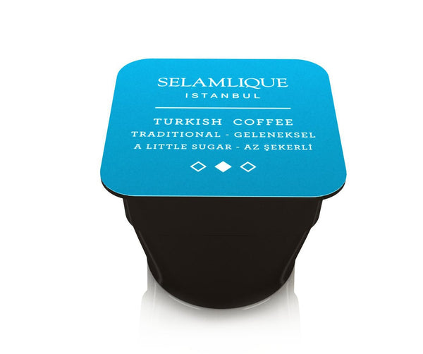 Selamlique Traditional Turkish Coffee Capsules - Selamlique - Pazarska