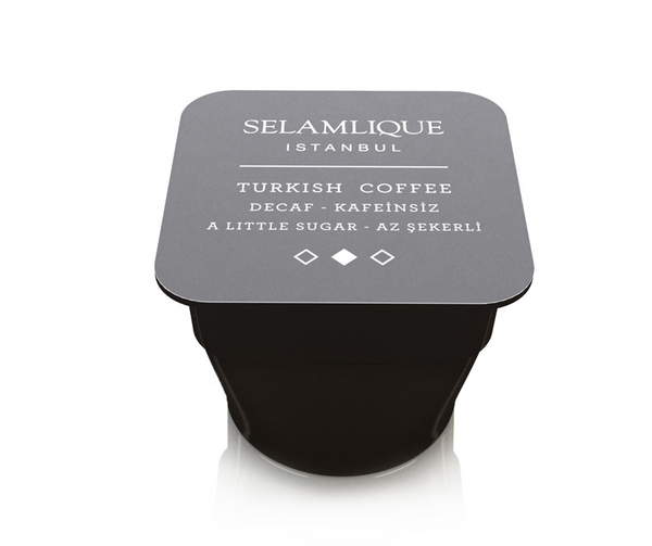 Selamlique Decaf Turkish Coffee Capsules - Selamlique - Pazarska
