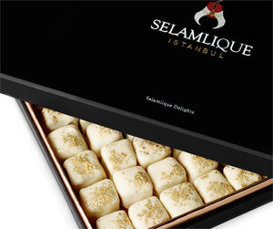 Selamlique Mastic Turkish Delight 890 g - Selamlique - Pazarska