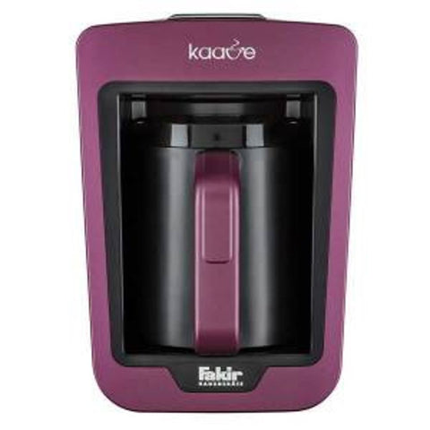 Fakir Kaave Automatic Turkish Coffee Machine Kaffeekocher - Violet - Fakir - Pazarska