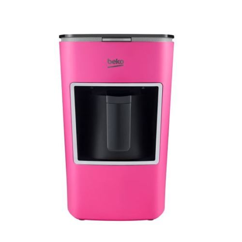 Beko BKK 2300 Automatic Turkish Coffee Machine - Fuchsia - Beko - Pazarska