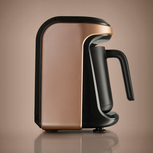Karaca Hatir Hup Turkish Coffee Machine - Rose Gold - Karaca - Pazarska