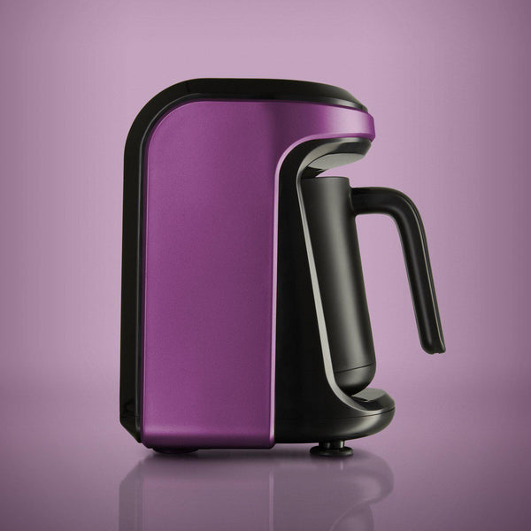 Karaca Hatir Hup Turkish Coffee Machine - Glossy Violet - Karaca - Pazarska