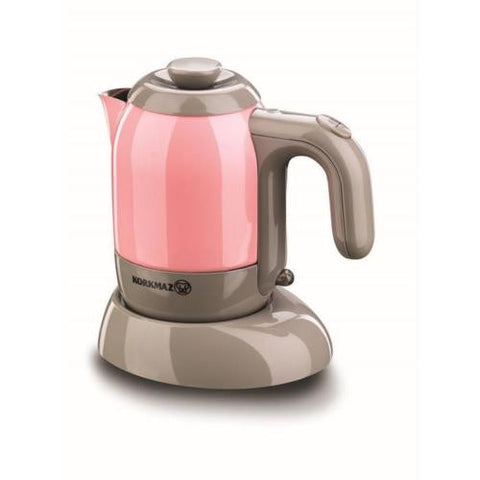 Korkmaz A475 Mia Turkish Coffee Maker - Pink - Korkmaz - Pazarska