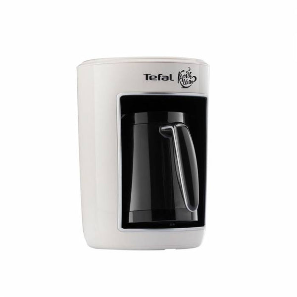 Tefal Kopuklum Automatic Turkish Coffee Machine- White - Tefal - Pazarska