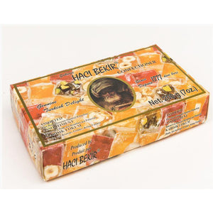 Haci Bekir Traditional Turkish Delight - Assorted 200 g - Haci Bekir - Pazarska