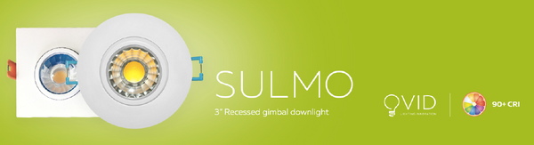 Sulmo 3 NOW WITH 95 CRI