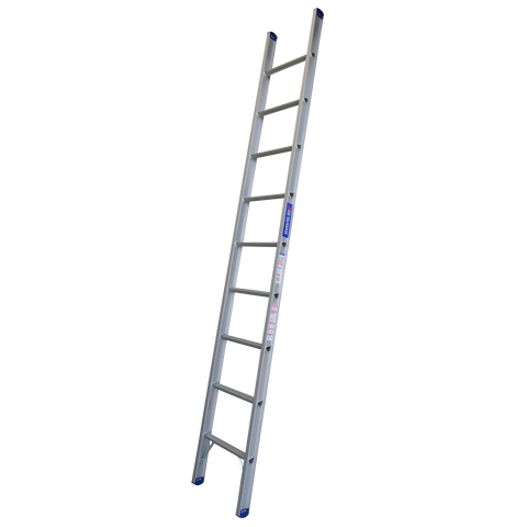 Indalex Pro Series Aluminium Single Straight Ladder 3m 10ft
