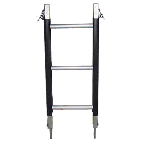 Indalex Pro-Series Fiberglass Sectional Ladder, 0.9m Middle Section