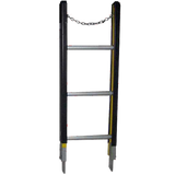 Indalex Pro-Series Fiberglass Sectional Ladder, 1.1m Top Section