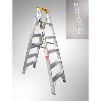 Gorilla Dual purpose ladder               1.8-3.2m (6-11ft) 150kg Industrial