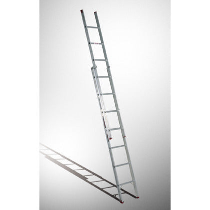 Gorilla Extension ladder 2.4-3.9m (8-13ft) 100kg Domestic