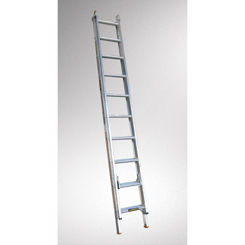 Gorilla Extension ladder 2.4-3.9m (8-13ft) 150kg Industrial