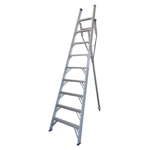 Indalex Pro-Series Aluminium Orchard Ladder 3m 10ft
