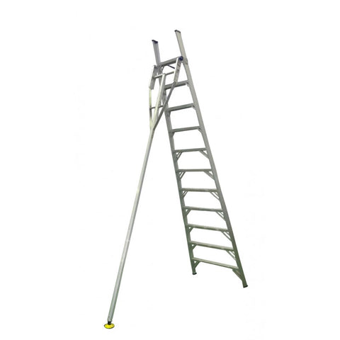 Indalex Pro-Series Aluminium Orchard Ladder 3.7m 12ft