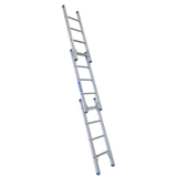 Indalex Pro-Series Aluminium Triple Extension Ladder 1.7m - 4.5m