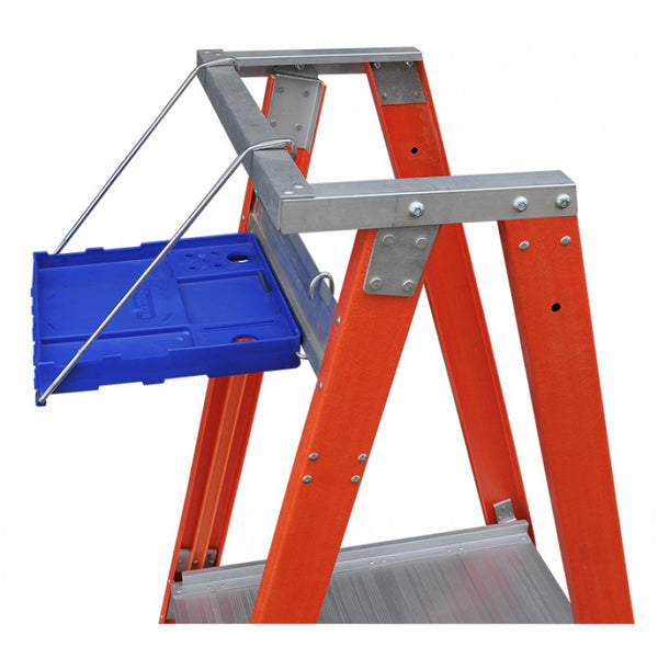 Indalex Tool Tray For Pro-Series Aluminium Platform Ladders