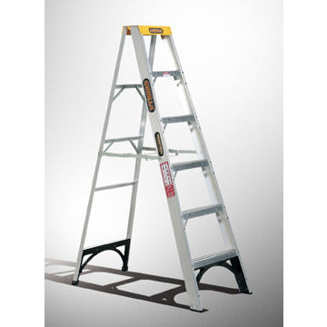 Gorilla Single sided A-frame ladder 1.8m (6ft) 150kg Industrial