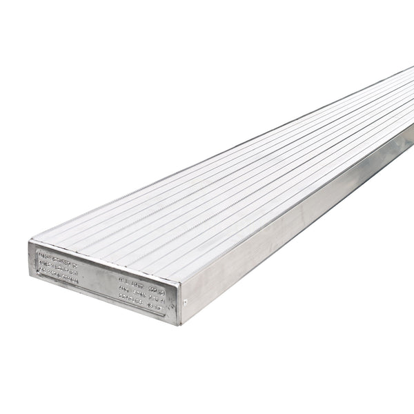 Altech 2.5 m Standard Heavy Duty Plank Double Knurled