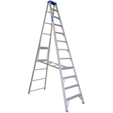 Indalex Pro-Series Aluminium Single Sided Step Ladder 3.7m 12ft