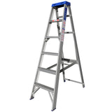 Indalex Pro-Series Aluminium Single Sided Step Ladder 1.8m 6ft