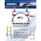 Indalex Level Arc Accessory Kit for Extension Ladders - Access World - 2