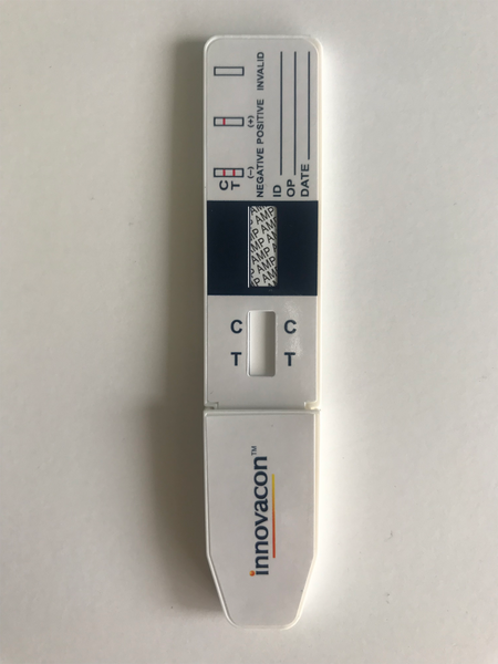Rapid Single Drug Urine Test - Amphetamine (AMP)
