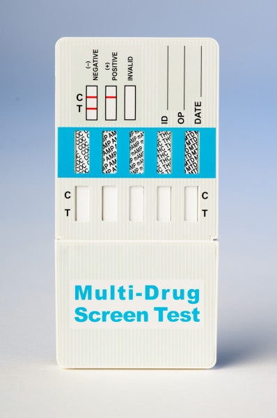 Multi-Drug Urine Dipcard Tests - 6 Panel