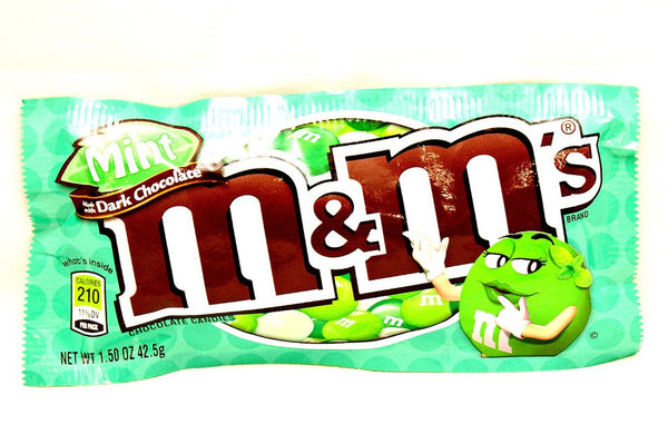 M&M's Mint 1.5oz/42.5g