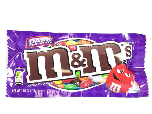 M&M's Dark 1.79oz/40g