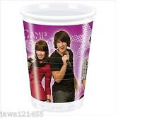 10 x Camp Rock Party Cups