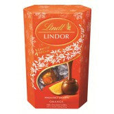 Lindor Chocolate Orange Truffles 200g