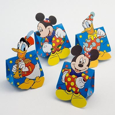 Mickey Mouse and Donald Duck Favour Boxes