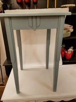 Small art deco side table