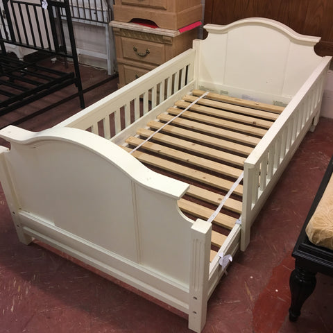 Pottery barn youth bed