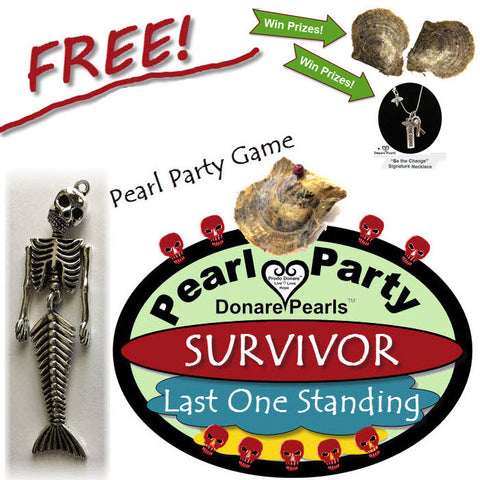 "FREE! Pearl Party ""Survivor""<BR>Last One Standing Wins! <BR><BR>For June 8, 2017"