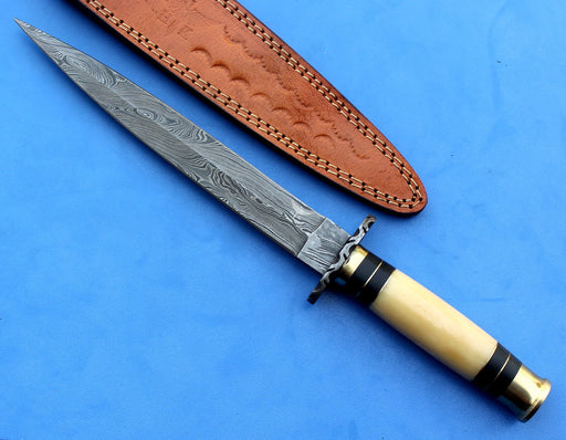 HT-26-Tooth Pick Dagger - HomeTown Knives