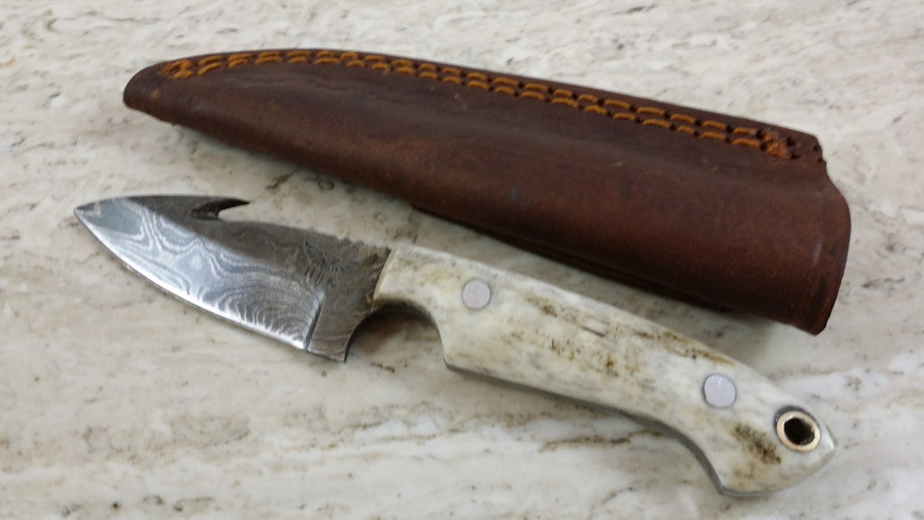 HT-63-Gut Hook Stag Skinner